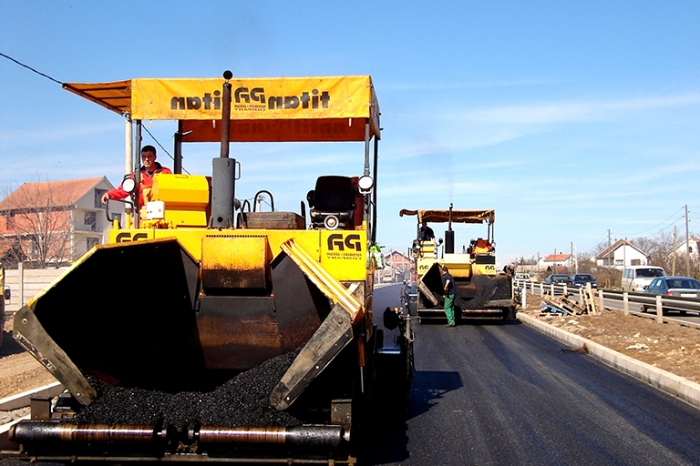 Improved asphalt brings better roads